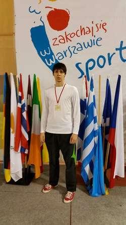 Srebrny medal Aleksa w ostatnim sprawdzianie przed  Mistrzostwami Europy
