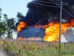 Żeby dom się nie zapalił