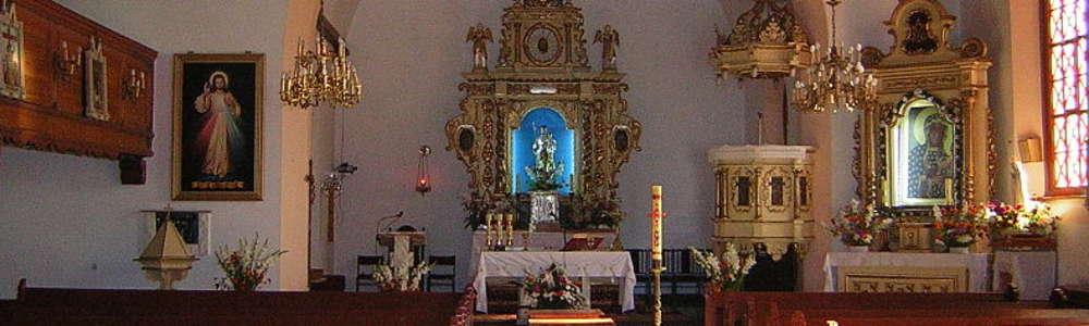 Ruszkowo: Kościół Świętego Józefa