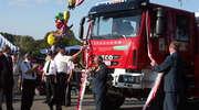 Strażacki tydzień. Nowy samochód bojowy w OSP Sępopol