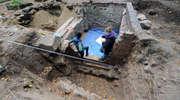 Odkrywali tajemnice ewangelickiego cmentarza