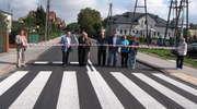 Zakończono przebudowę drogi Iłowo-Osada - Dwukoły