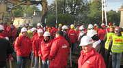 Koniec protestu. Górnicy odblokowali przejście graniczne