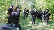 Poszukiwany 89-latek odnalazł się w lesie. Był wystraszony