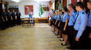 Licealiści kształcą się na policjantów