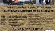 Mundurówka  czyli I Braniewski Festyn Służb Mundurowych