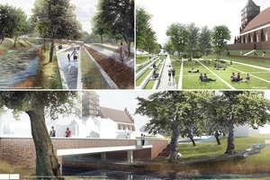Parki w Olsztynie zostaną połączone, część kamienic wykupiona