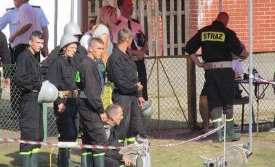 Strażacy z Krzewska z sukcesem w Szczytnie