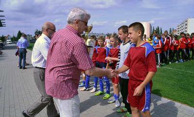 Puchar Piekarczyka pojechał do Gdańska