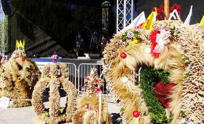 Krzysztof Krawczyk ubogaci święto plonów