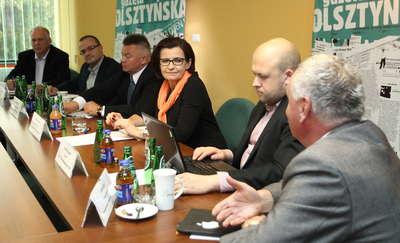 Komunikacja w Olsztynie i powiecie. Zobacz zapis debaty!