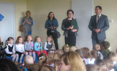 Dzieci mają nowe przedszkole