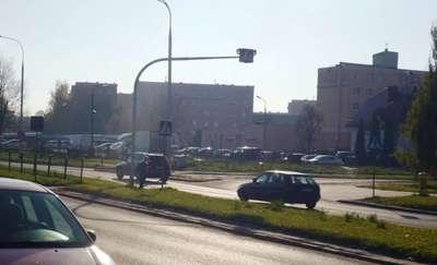 """Niebezpieczna """"zebra"""" na olsztyńskim Pieczewie"""