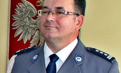 Poznajcie nowego szefa płońskiej policji