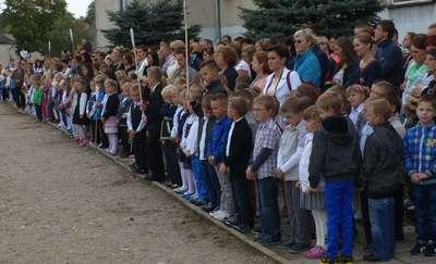 Pierwszy szkolny dzień w lubawskiej podstawówce