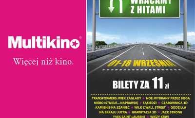 Filmowe hity w olsztyńskim Multikinie