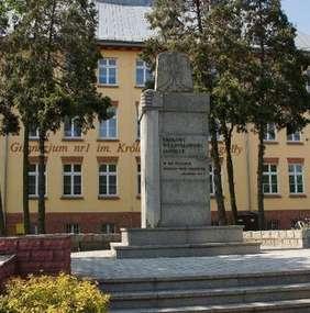 Izba pamięci przy Gimnazjum nr 1 im. Króla Władysława Jagiełły w Działdowie