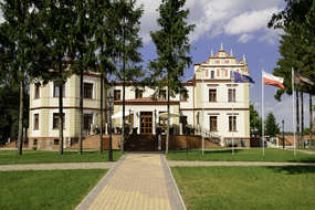 Pałac w Myślętach