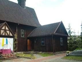 Kościół św. Barbary w Rumianie