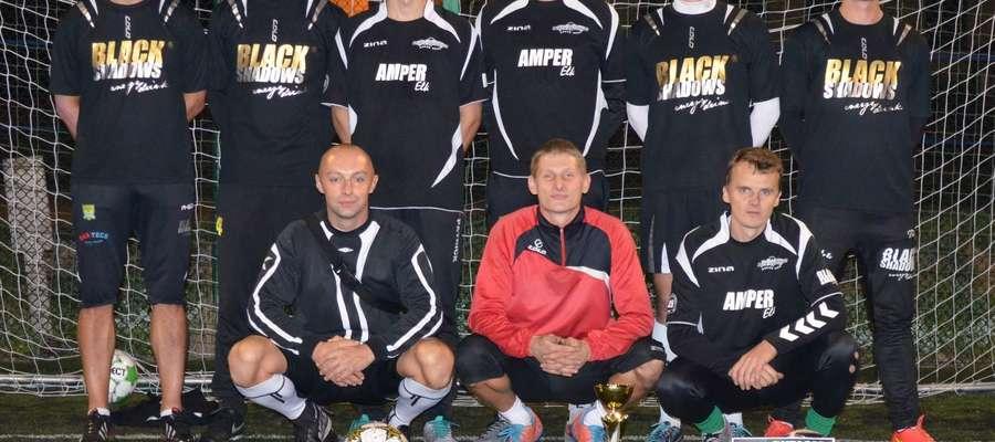 Zespół Black Shadows zwyciężył w 6. Nocnym Turnieju Piłki Nożnej
