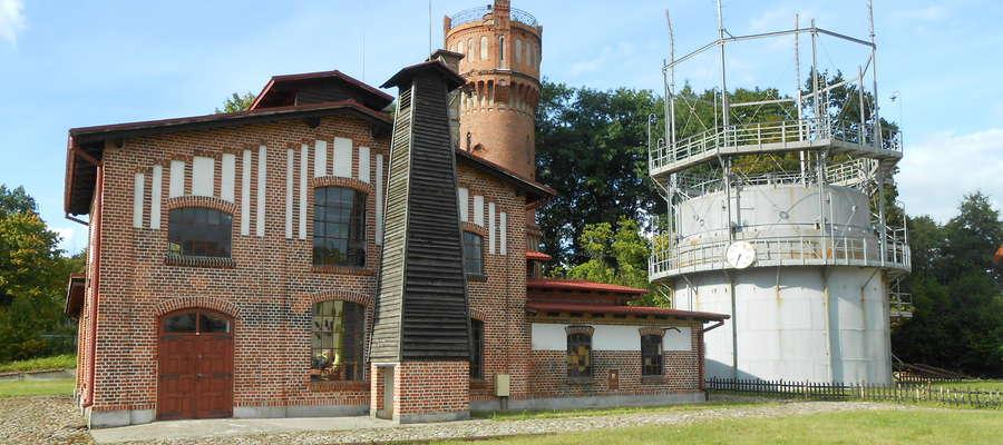 Muzeum Gazownictwa w Górowie Iławeckim otwarte dla zwiędzających w każdą sobotę września 2014 r.