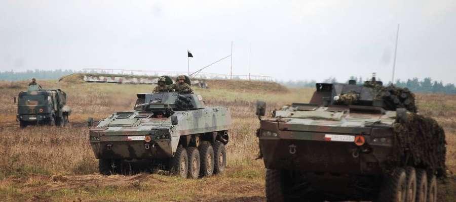 """12. Brygada Zmechanizowana prowadziła intensywne szkolenie przed ćwiczeniem """"Anakonda-14""""."""