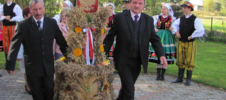 Dożynki Powiatowe w Budrach, 2011 rok