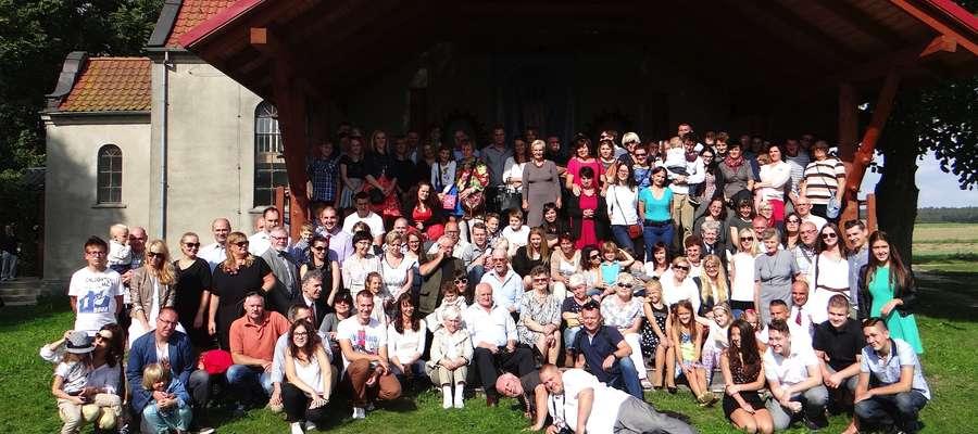 Wspólne zdjęcie uczestników zjazdu