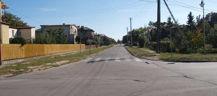 Ulica Wierzbowa zostanie już wkrótce przebudowana