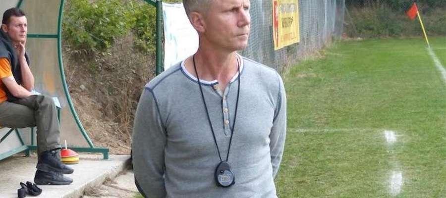 Wiesław Kurach prowadził drużynę seniorów Victorii Bartoszyce od lipca tego roku