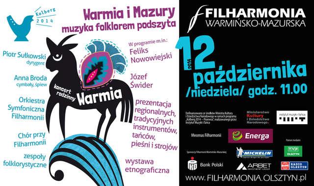 Koncert rodzinny Warmia w Olsztynie - full image
