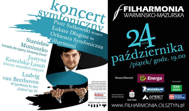 Jeden z najwybitniejszych flecistów zagra w Filharmonii - full image