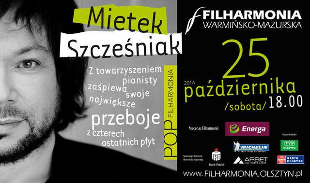 Mieczysław Szczęśniak z recitalem kameralnym w Olsztynie - full image