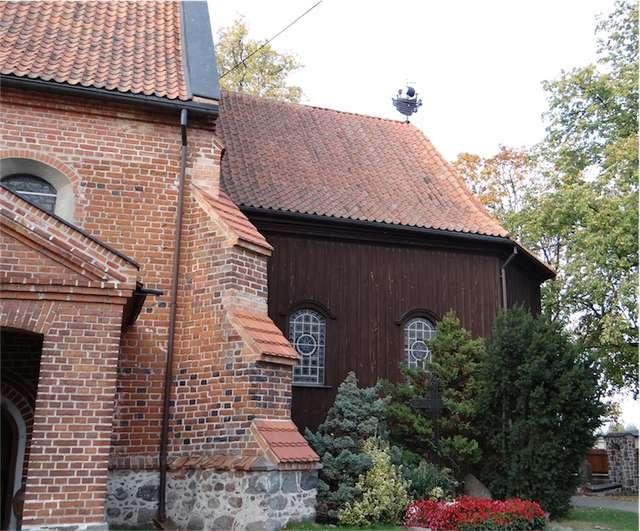 Grodziczno: Kościół p.w. św. Piotra i Pawła - full image