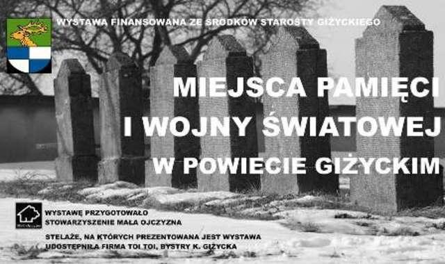 Miejsca pamięci I wojny światowej w powiecie giżyckim - full image