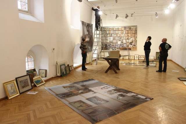 W Muzeum Warmii Mazur w Olsztynie zostanie otwarta wystawa obrazów, rysunków i grafik Hieronima Skurpskiego - full image