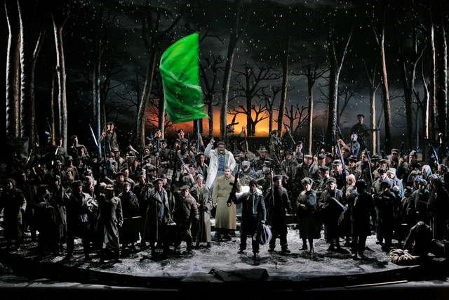 Otwarcie nowego sezonu w Metropolitan Opera na żywo w Filharmonii - full image