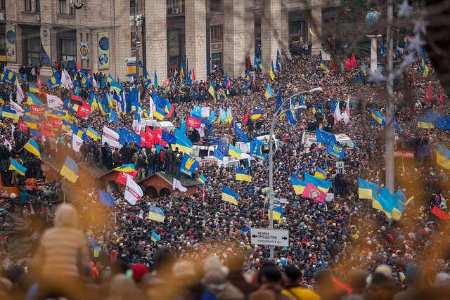 Ukraińcy chcą do NATO - full image