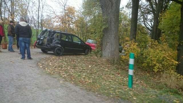 Wypadek w Kaliszkach
