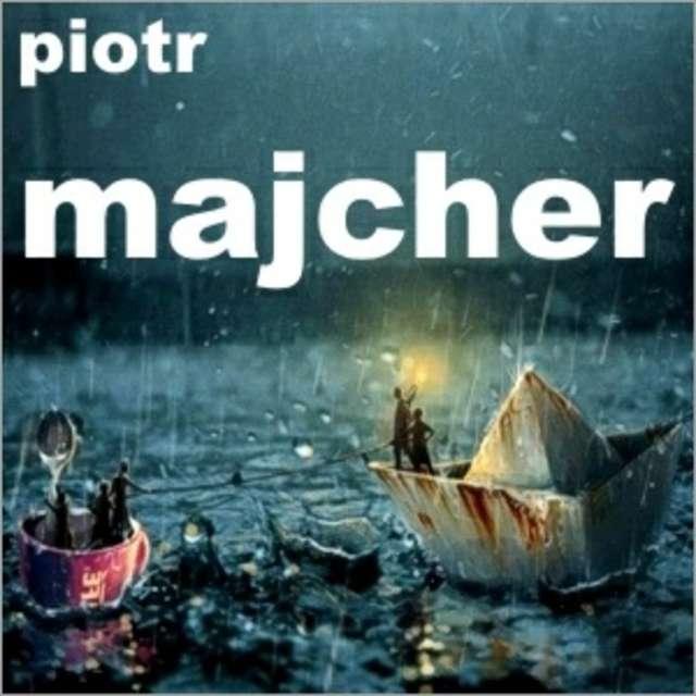 Wernisaż wystawy grafiki cyfrowej Piotra Majchera - full image
