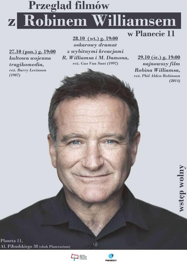 Przegląd Filmów z Robinem Williamsem w Planecie 11 - full image