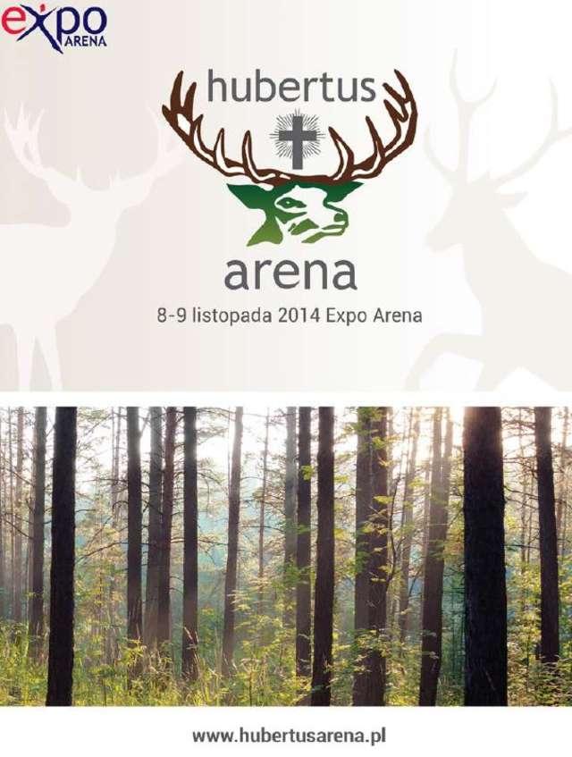 Zapraszamy na targi łowieckie Hubertus Arena - full image
