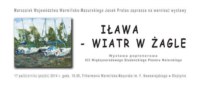 Iława - wiatr w żagle - full image