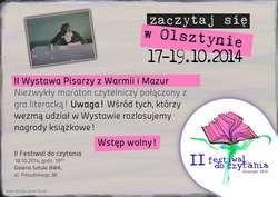 II wystawa Pisarzy Warmii i Mazur w Olsztynie