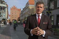Pierwszym gościem studia wyborczego będzie Czesław Jerzy Małkowski