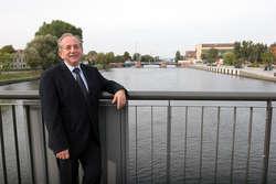 Władysław Mańkut: dzisiaj port w Elblągu jest bardzo wrażliwy na to, co dzieje się po drugiej stronie granicy