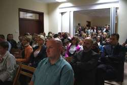 Sympozjum cieszyło się dużym zainteresowaniem mieszkańców powiatu.