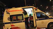 5 osób rannych w wypadku na DK 7 w Ostródzie. Dwie trafiły do szpitala