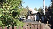 W Kierwiku zginął 30-letni mężczyzna. Spalił się domek i fiat