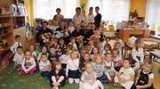 Zabawki od przedszkolaków trafiły do straży pożarnej i szpitala
